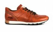 férfi bőr cipő
