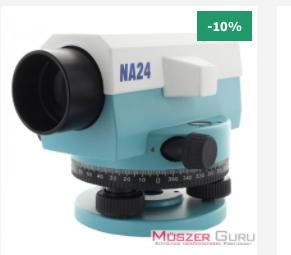 hedue NA24 optikai szintező