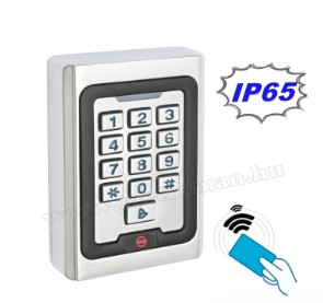 kódzáras beléptető RFID